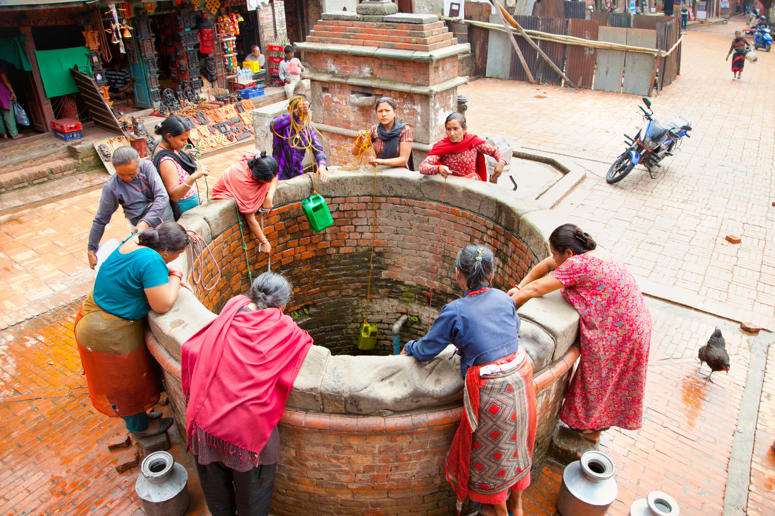 The COVID-19 pandemic and water, sanitation and hygiene (WASH) inequalities – what can we learn?